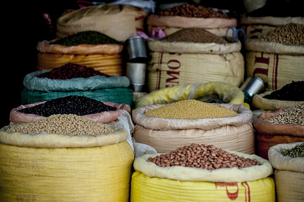 Bulk Bags Photo by paul morris on Unsplash
